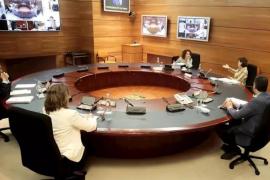 El Gobierno renuncia a la prórroga de un mes y pacta con Ciudadanos una de 15 días