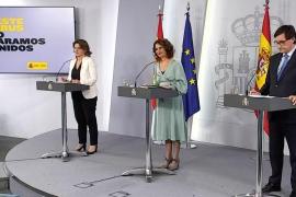 El Gobierno amplía el plazo para retrasar el pago de impuestos y agilizará el pago de ERTE