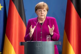 Berlín exime de cuarentena a los viajeros de la UE