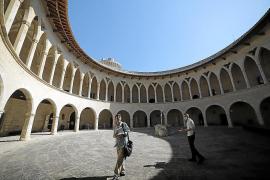 La desescalada desde el interior de un castillo vacío