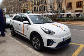 Cort recomienda a los taxis de Palma instalar mamparas de protección
