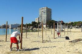 Desconcierto entre los ayuntamientos de Mallorca ante la apertura de playas el lunes