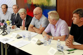 La Plataforma por la Reforma Educativa suspende el primer año de Bauzá