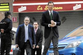 El juez investiga si Nóos desvió dinero a través de entidades bancarias de Andorra