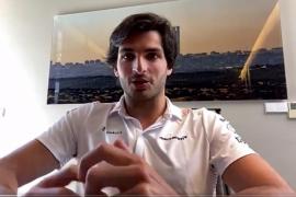 Carlos Sainz quiere irse de McLaren «con los deberes bien hechos»