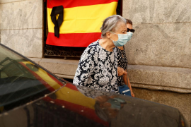 Madrid, Barcelona y Castilla y León pasan a la fase 1