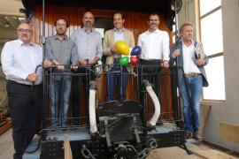 El Govern 'aparca' la creación del museo del ferrocarril en la estación de Son Carrió