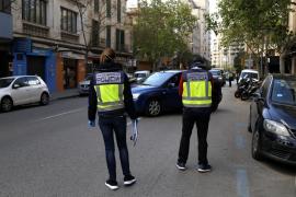 Condenado por intentar atracar a un joven con una pistola mechero en Palma
