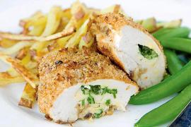 Pollo Kiev: un plato olvidado