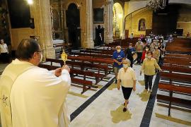Diez misas para Santa Rita