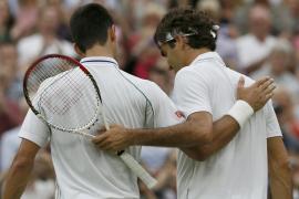 Federer destrona a Djokovic en semifinales y opta a su séptimo   Wimbledon