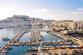 Imagen de archivo de las instalaciones del Club Náutico Ibiza.