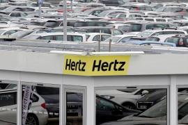 Hertz, compañía de alquiler de vehículos, se declara en bancarrota en Estados Unidos