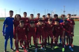Veinte clubes de fútbol de Palma se unen ante el impacto económico del virus