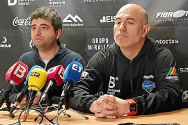 Operación salida en el BTTB Mallorca