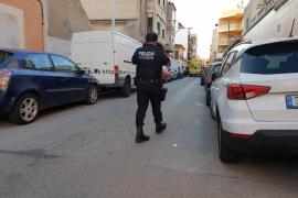 Dos detenidos en una riña tumultuaria en Palma