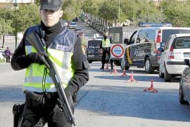 La policía detiene a una familia gitana por extorsionar a un prestamista de Palma
