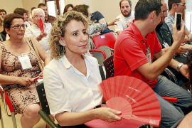 Calvo asume la dirección del PSOE de Palma con un alegato contra la resignación