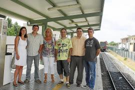 El PSM teme que el Govern cierre la línea de tren de Inca hasta sa Pobla