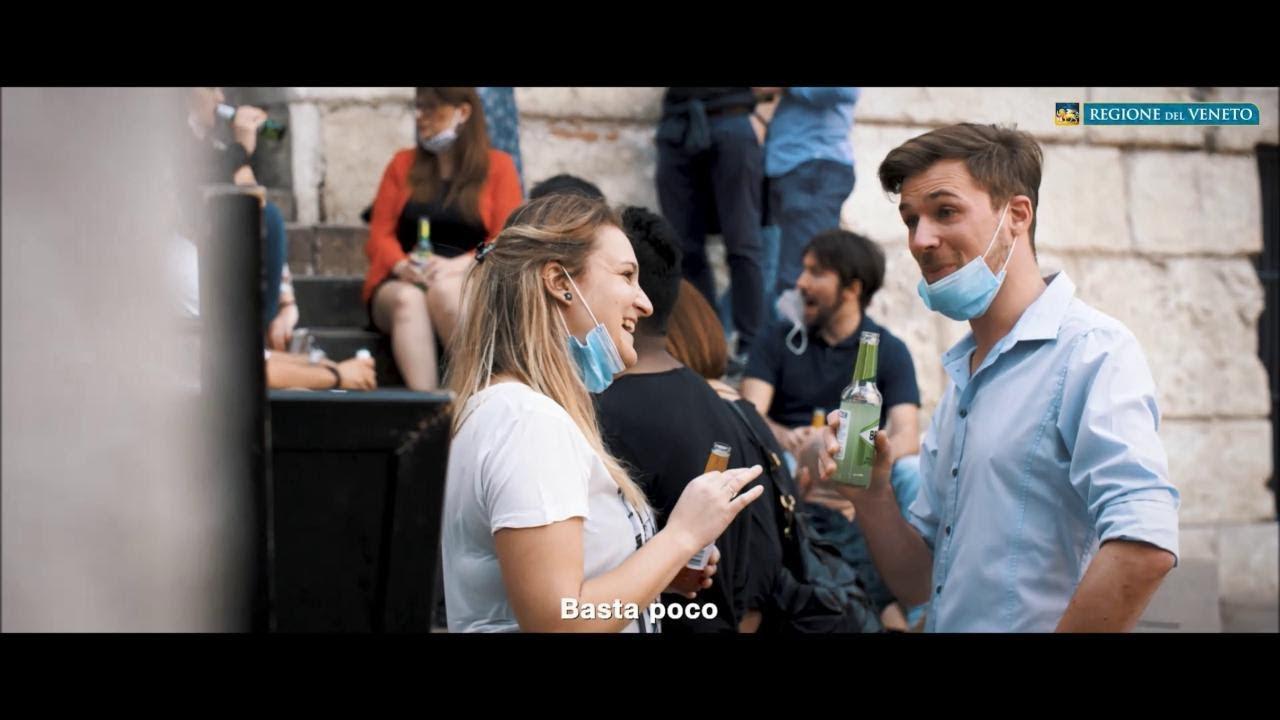 El duro vídeo de las autoridades italianas sobre los riesgos de la desescalada