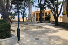 El Ajuntament de Son Servera demolerá la cruz de los Caídos con la remodelación de la plaza