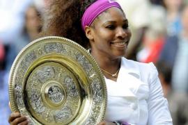 Serena Williams consigue su quinto Wimbledon