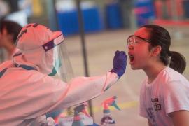Wuhan detecta casi 200 asintomáticos en una campaña masiva de pruebas