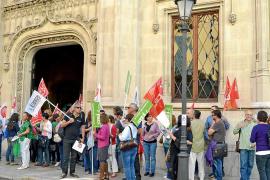 El Consell de Mallorca estudia cómo aplicar a sus funcionarios los recortes de Bauzá