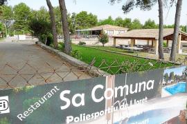 La empresa concesionaria de sa Comuna de Lloret denuncia al alcalde Joan Jaume
