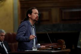 Iglesias aboga por un «impuesto de reconstrucción» para las rentas más altas