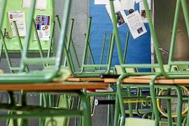 El personal docente de Baleares regresa este miércoles a los centros
