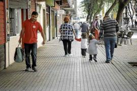 Palma, diferencias entre barrios ricos y pobres