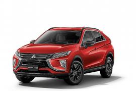 Mitsubishi presenta el nuevo Eclipse Cross Black Edition
