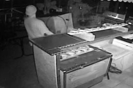 Detenidos por dos robos con fuerza en un centro deportivo de Palma