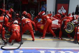 Alonso: «Seguimos  líderes, que es el objetivo principal»