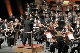 La Orquestra Simfònica de Baleares, la primera de España en regresar a los escenarios