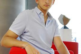 El mallorquín Pau Riera, un estudiante de campeonato