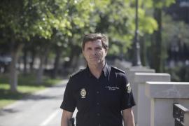 Faustino Nogales, inspector de la Policía Nacional: «En Mallorca tenemos chicos de apenas 15 años adictos a la marihuana»