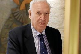 García-Margallo: «La cuarentena a los visitantes fue una metedura de pata»