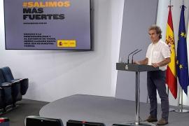 Simón alega que el 8M no se suspendió por no entrar en la prohibición de eventos con personas de países de riesgo