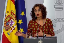 Las difusas cuentas del Gobierno 'resucitan' el momento más antológico de Montero