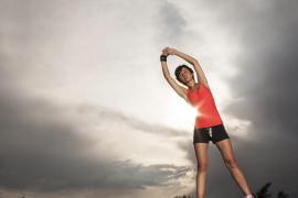 La importancia de calentar antes de empezar a entrenar