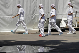 Sanidad informa de 39 muertos en siete días y sigue validando los datos