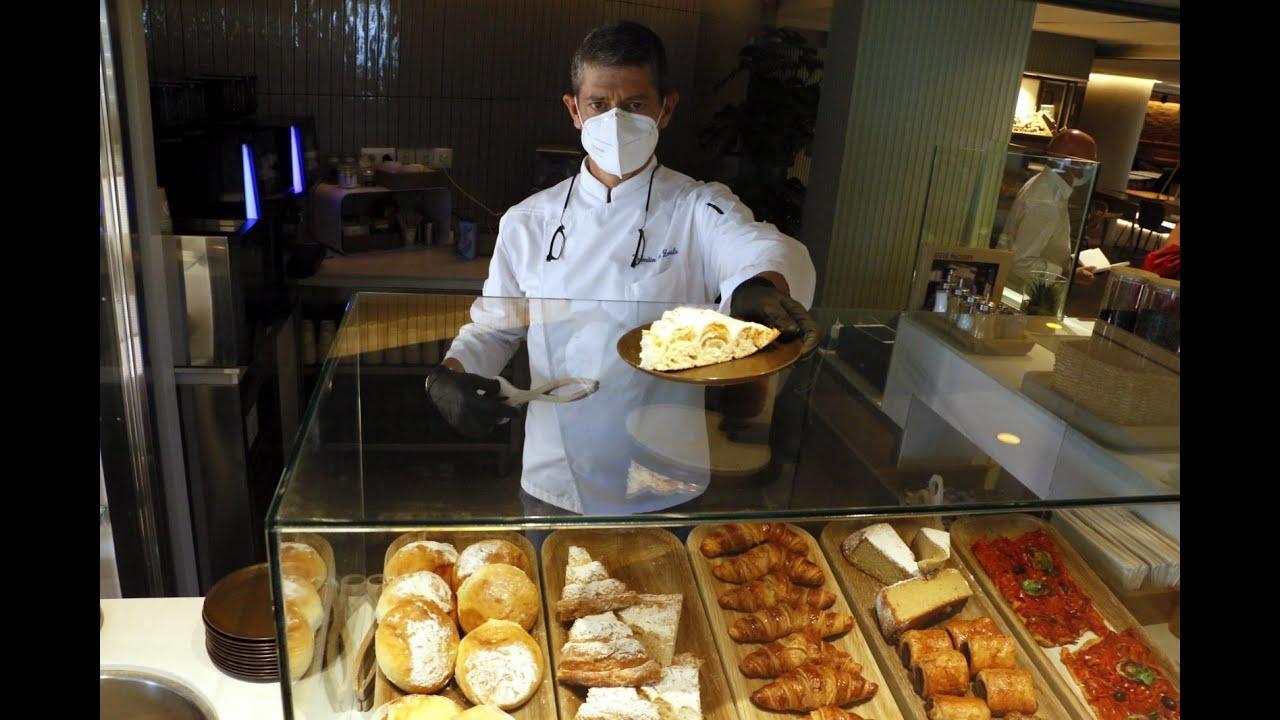 Los hoteles de Baleares se transforman en la era post COVID: desinfección, digitalización y buffet personalizado