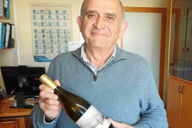 Hipólito Medrano Gil: «Recuperar la variedad malvasía es de lo más bonito que he vivido»