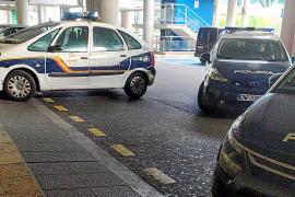 Detenido por amenazar con dos bolígrafos a personal de urgencias de Son Espases