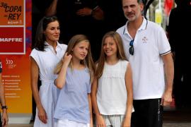 ¿Vendrá la Familia Real sin Copa del Rey de Vela?