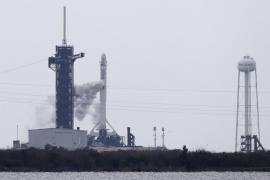Suspendido el primer vuelo espacial desde EEUU a la Estación Espacial Internacional en nueve años
