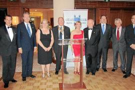 Alfonso Ballesteros asume la presidencia del Club Rotary Palma Almudaina