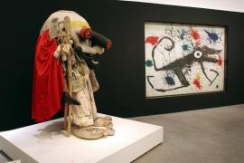 El BOE publica la declaración de colección 'El mundo de Ubú' de Miró como BIC
